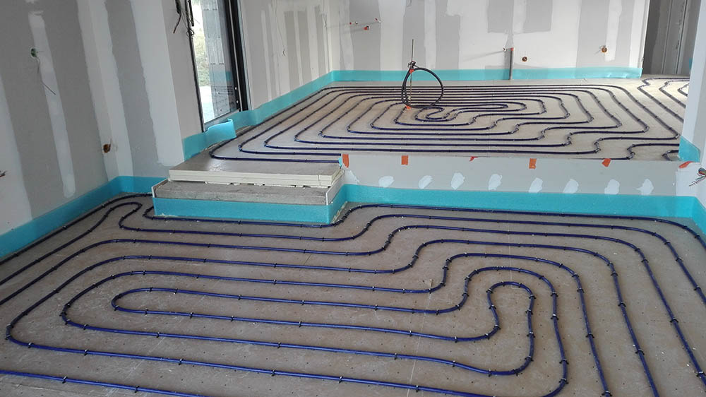 Cherblanc construction chape fluide chape liquide for Chape liquide plancher chauffant