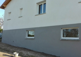 ravalement de façade (après)